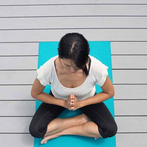 yoga en tu deck ecologico