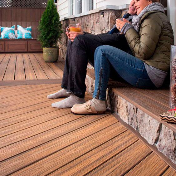 deck ecologico