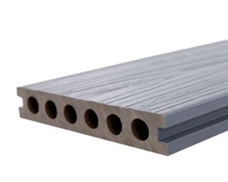 deck co-extruded antique