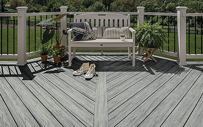 deck ecologico trex enhance-a